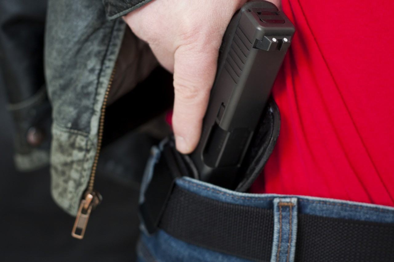 Choosing the Best Handgun for Concealed Carry