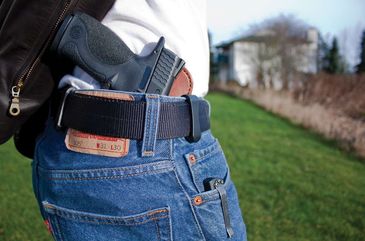 What You Need to Know Before You Get Your Concealed Carry Permit